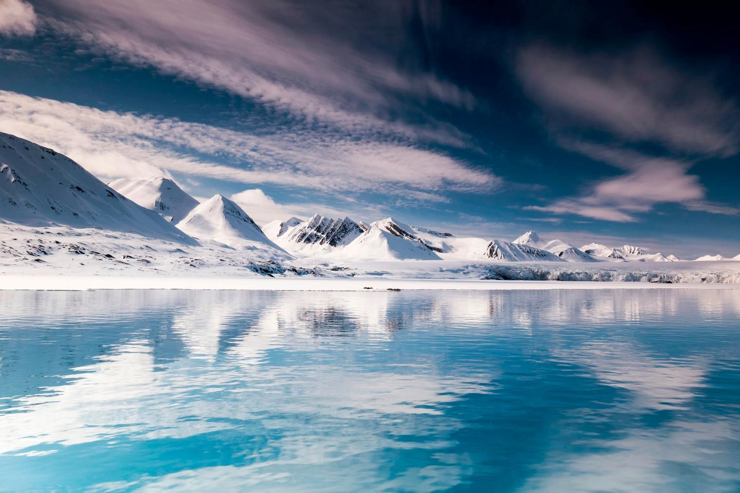 Antibiotic-resistant genes have been discovered inSvalbard, a remote archipelago north of Norway