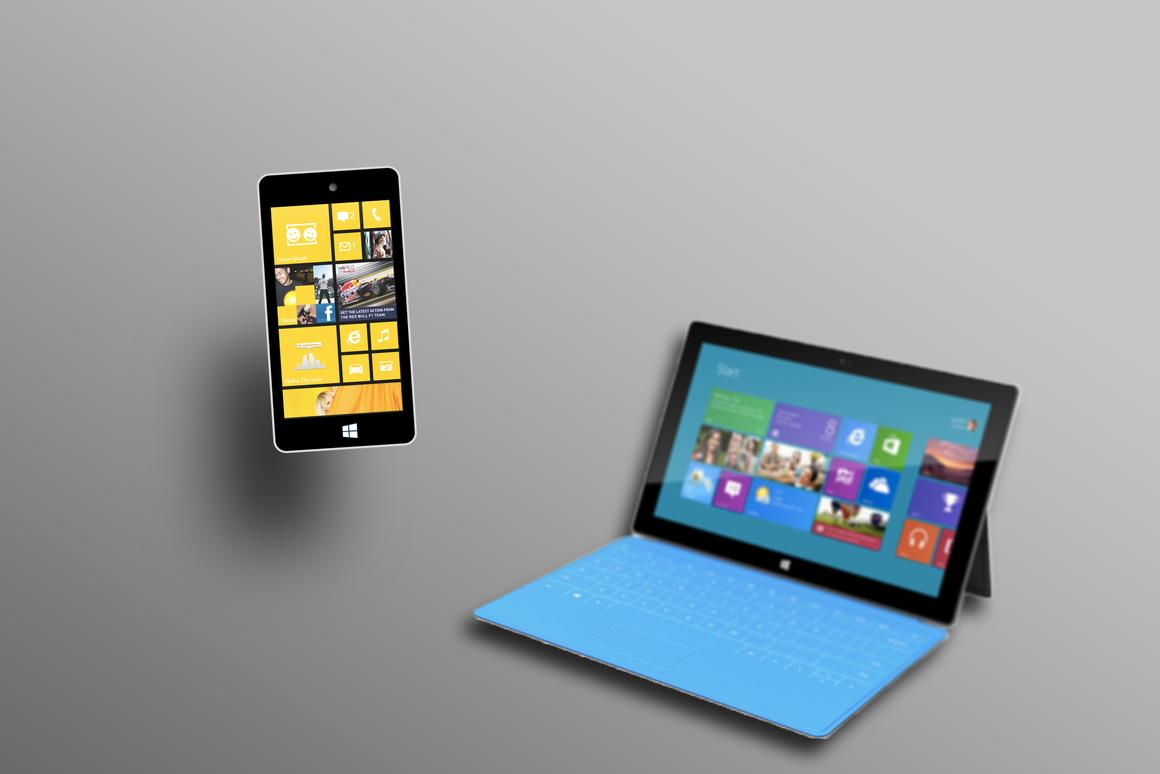 Will a Surface smartphone be joining the upcoming tablet?