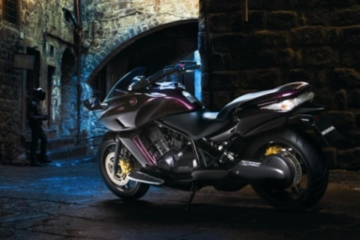 Honda's outrageous DN-01