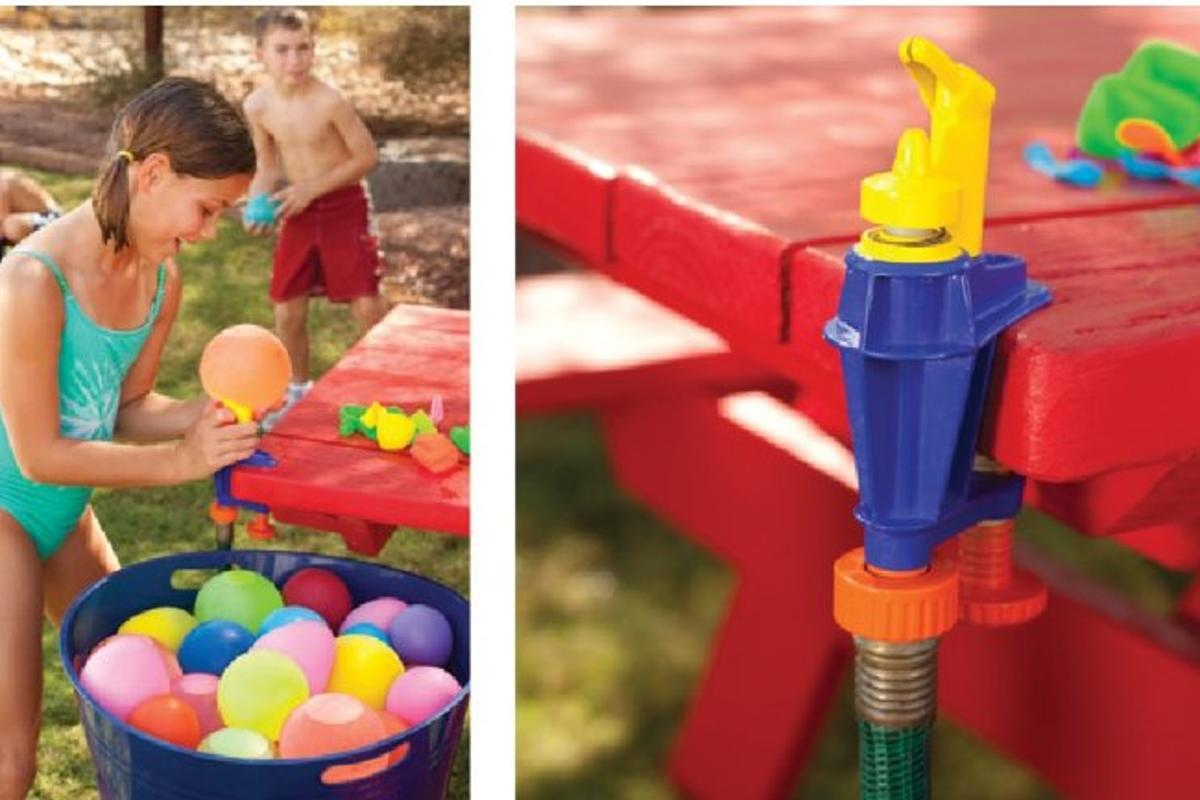 The Water Bomb Factory will arm you lots of fun this summer
