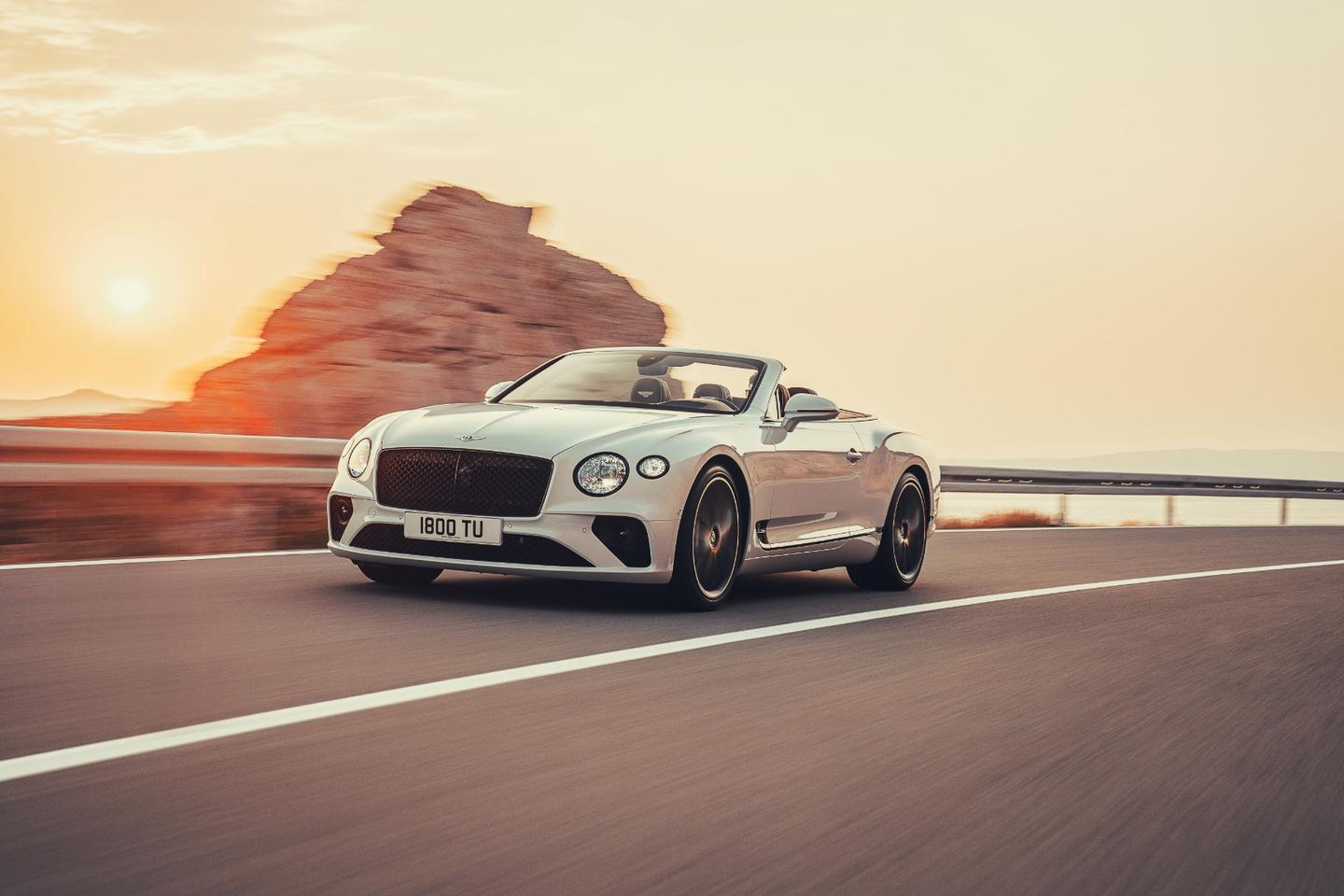2019 Bentley Continental GT Convertible: third generation of this drop-top rocketship