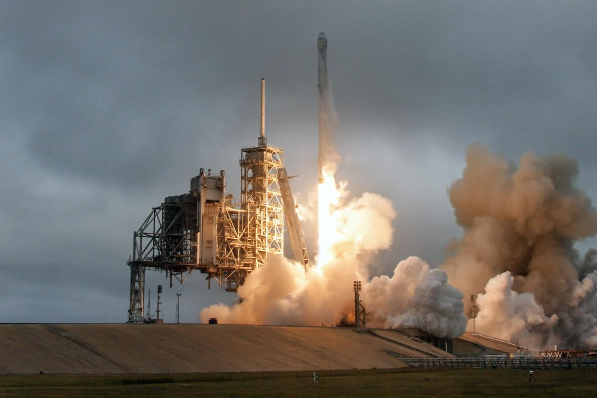 Yesterday's CRS-10 mission to re-stock the International Space Station was the SpaceX's second successful launch since the launch pad explosion in September 2016