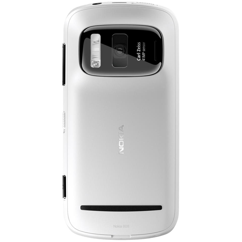 The Nokia 808 uses a new pixel oversampling technology