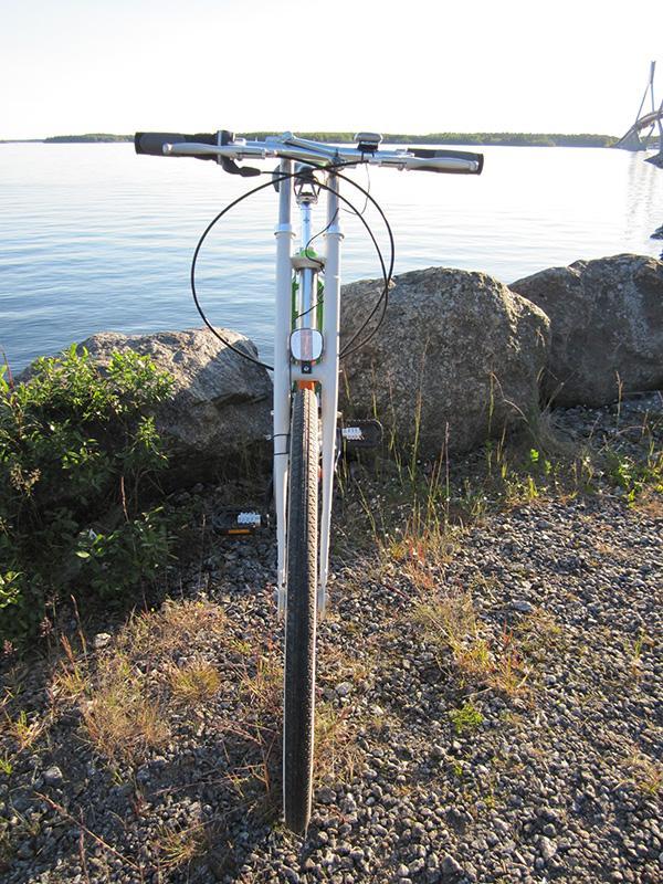 The Fubi folding bicycle