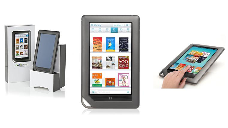 Barnes & Noble NOOKcolor e-reader
