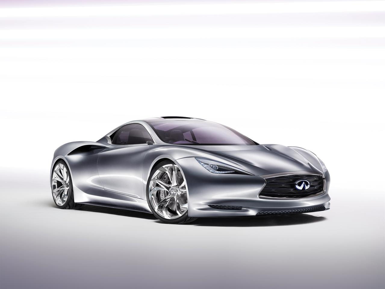 Infiniti first debuted the Emerg-E concept in Geneva this past winter