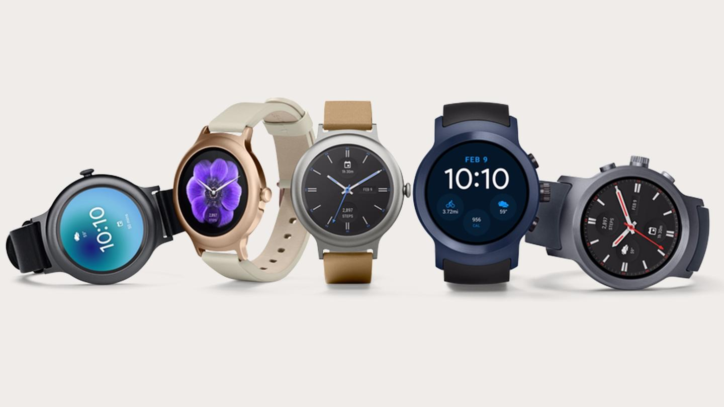 The LG Watch Style and LG Watch Sport are the first smartwatches to ship with Android Wear 2.0