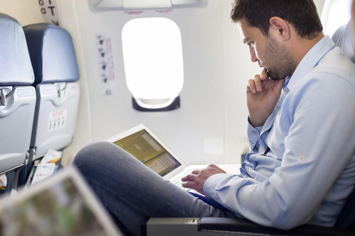 The ScaleUp extension for Google's Chrome browser can speed up page loading using in-flight Wi-Fi