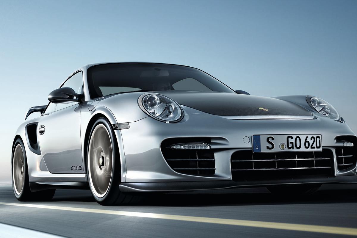 Porsche's new 911 GT2 RS