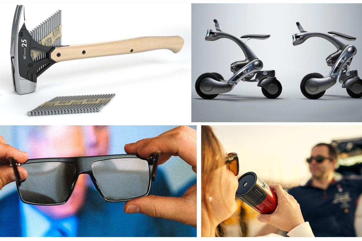 The inventions that left us scratching our heads this year