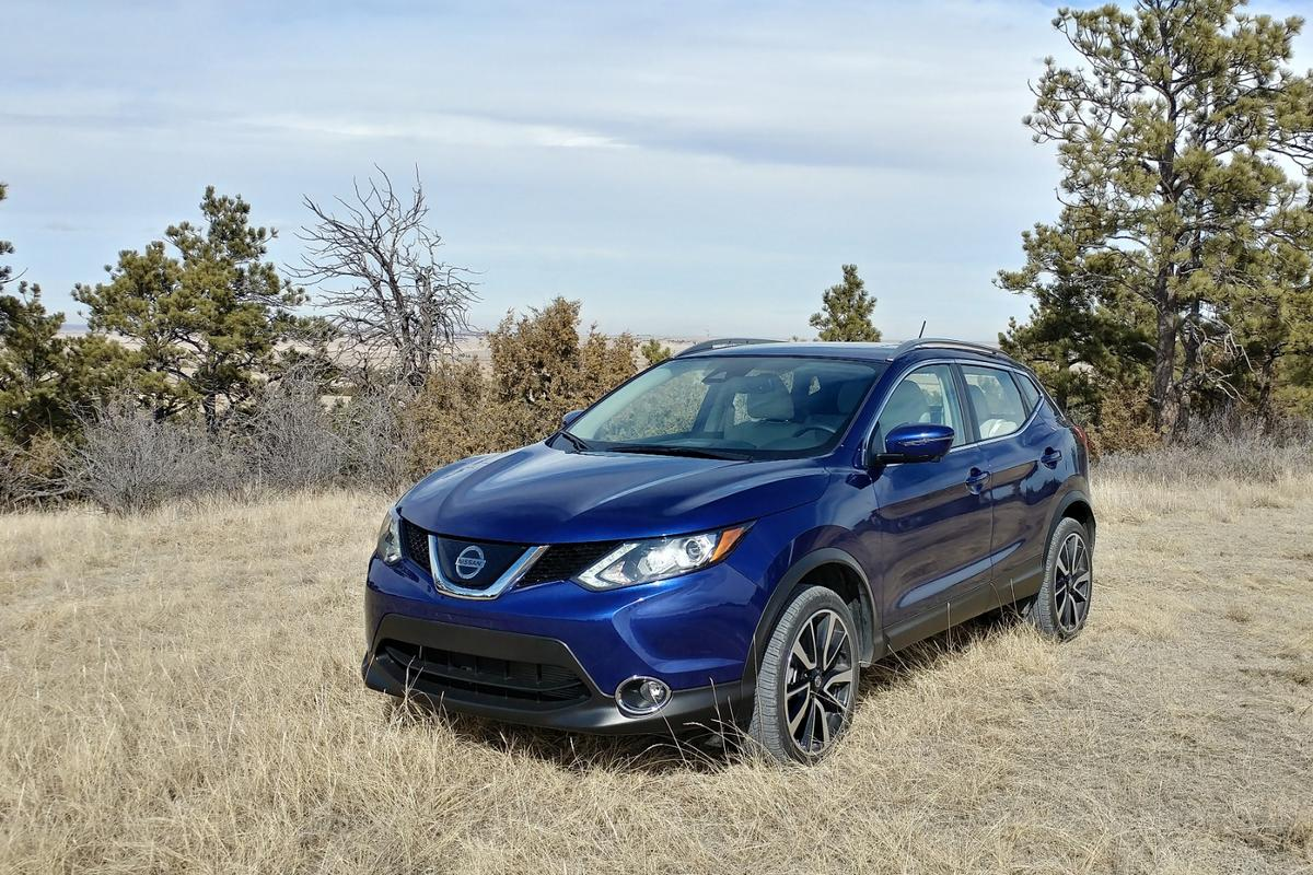 Where the 2019 Nissan Rogue Sport gets the most attention is in its low price point
