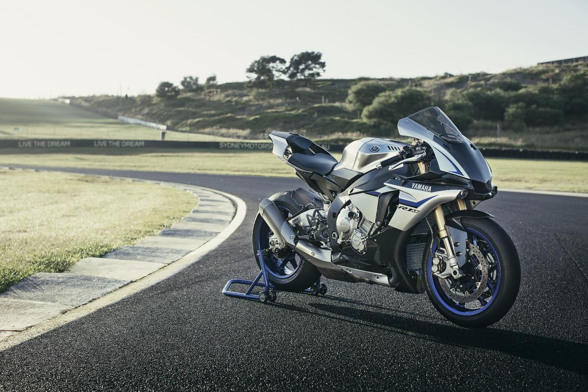 A new ordering period for the Yamaha R1M will start on October 1
