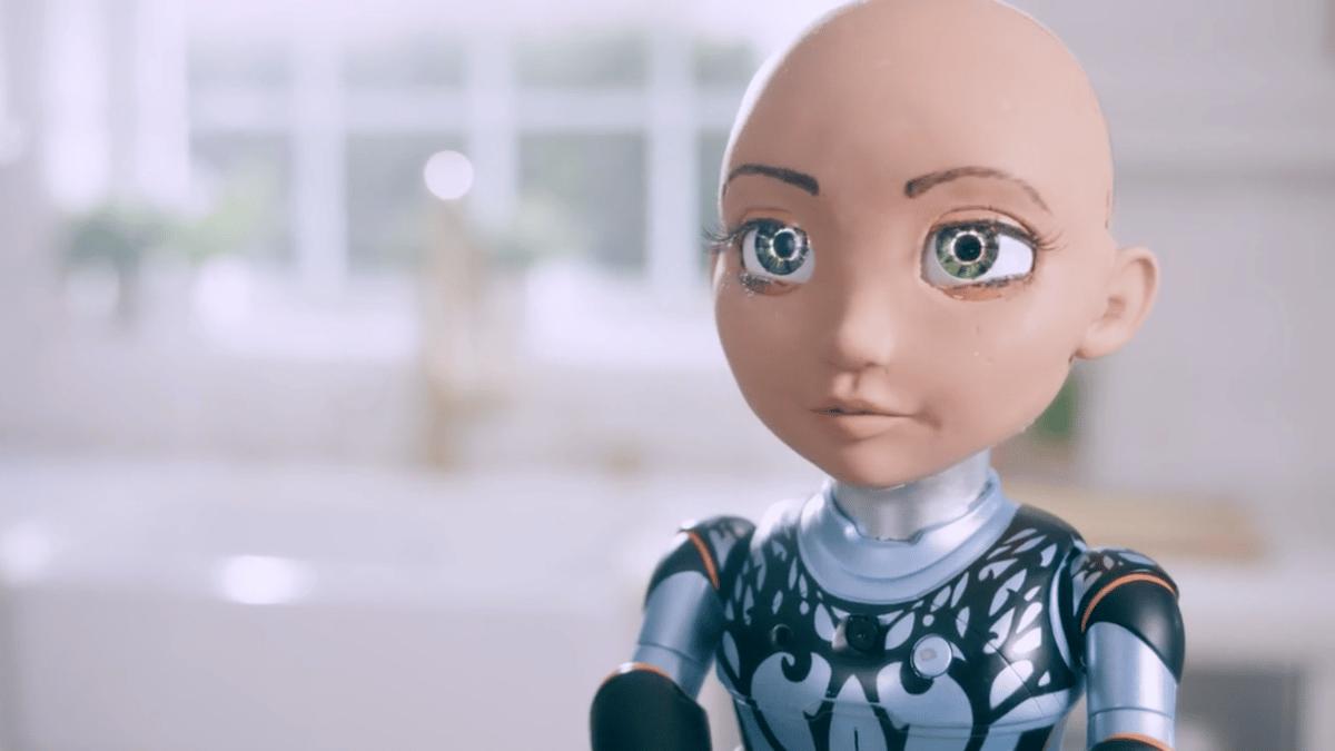 Little Sophia is a new toy robot based onHanson Robotics' uncanny Sophia