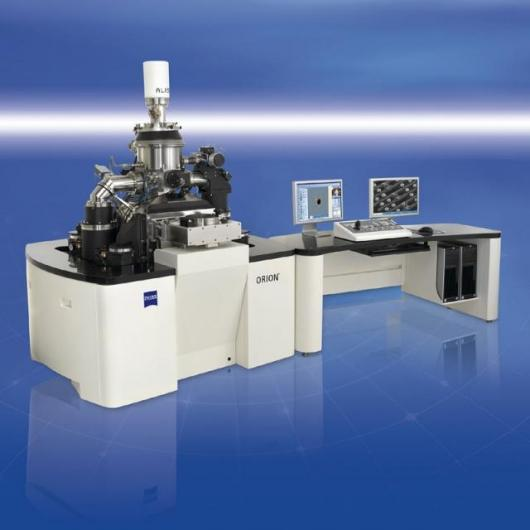 The ORION™ Helium ion Microscope from Carl Zeiss SMT