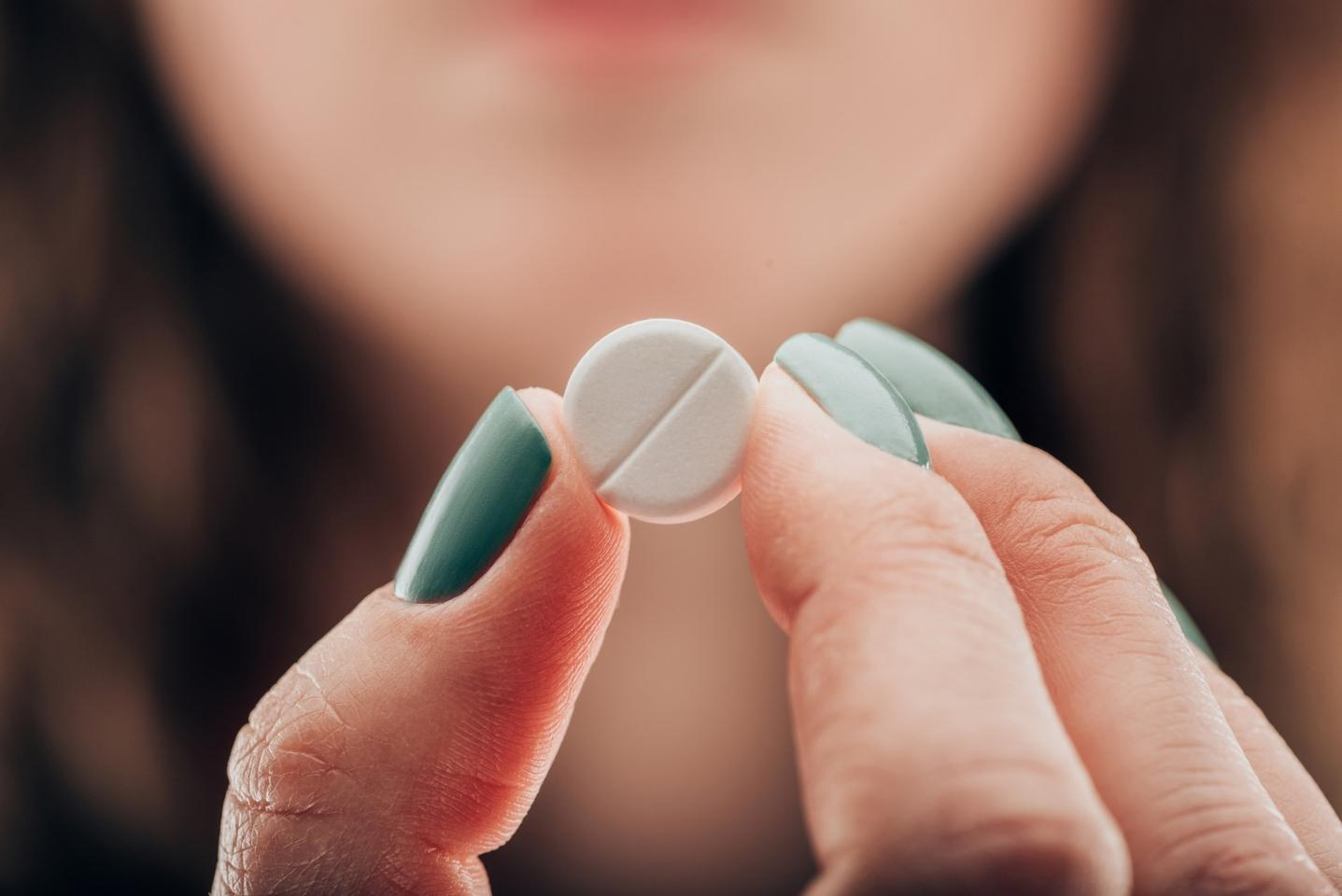 The study concludes the bleeding risks associated with taking aspirin outweigh any potential cardiovascular benefits in people that are generally healthy