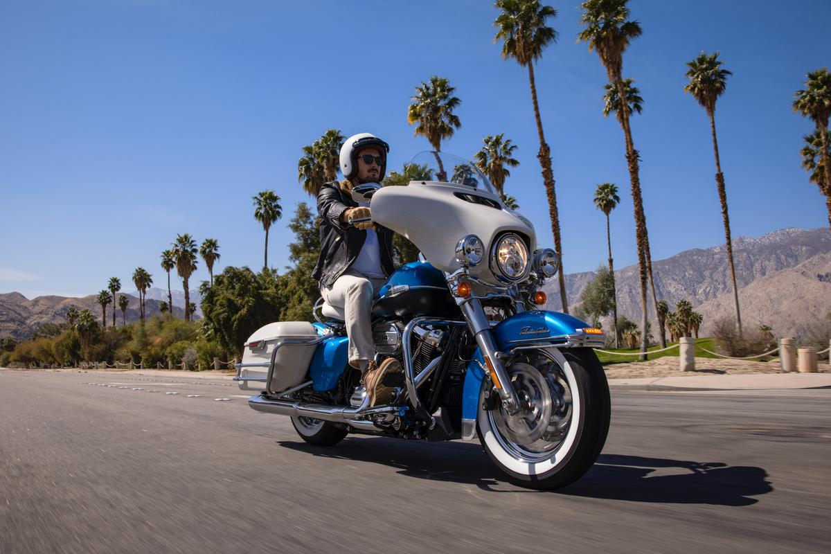 Harley-Davidson introduced a new limited series called the Icons Collection, and its first model is the 2021 Electra Glide Revival