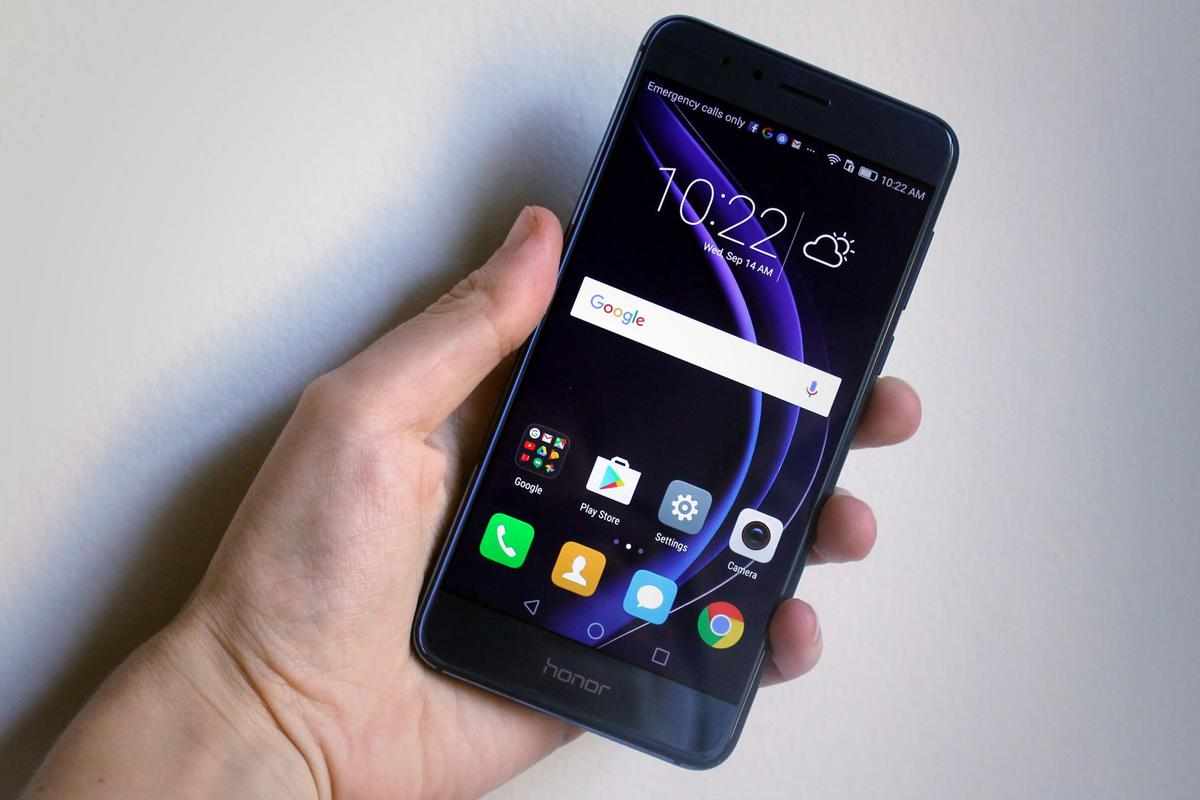 Hands-on review of the Huawei Honor 8 smartphone