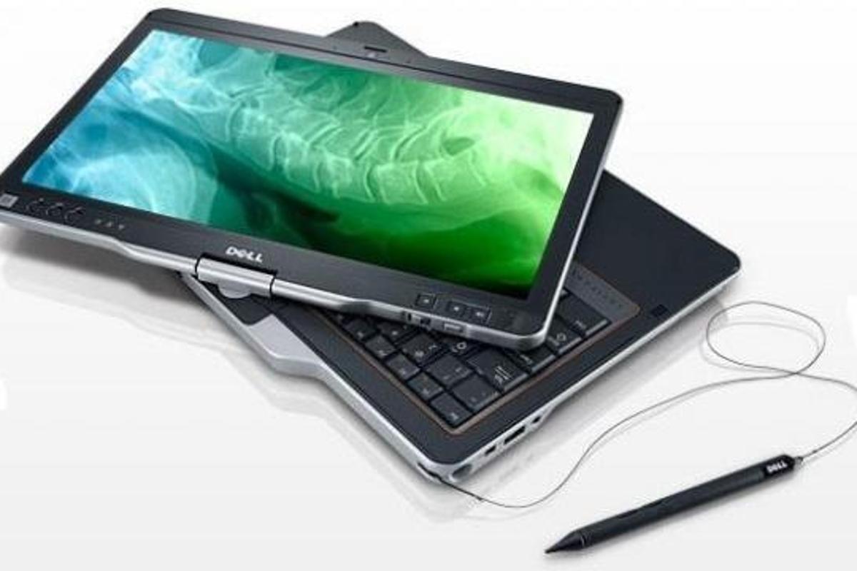 Dell Latitude XT3 convertible tablet