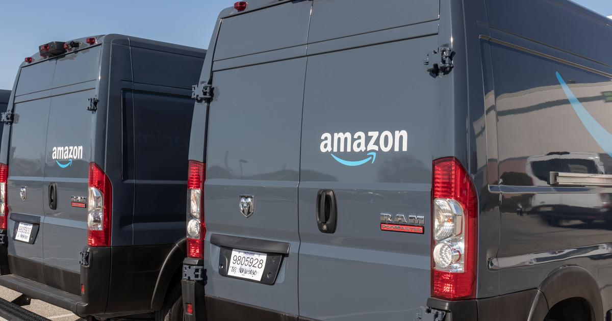 Amazon patents trucks that unleash and direct fleets of delivery drones