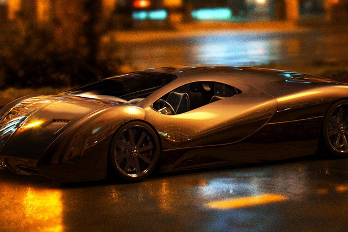 Lyons Motor Car is set to debut its LM2 Streamliner prototype hypercar at the New York Auto Show