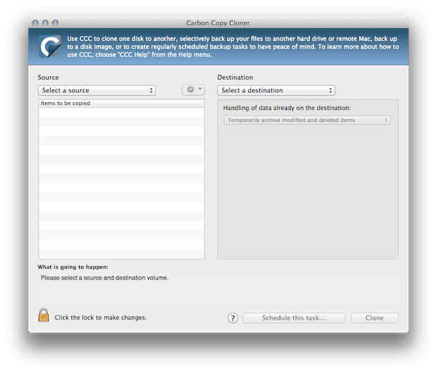 Carbon Copy Cloner will duplicate your Mac hard drive and can even be used to boot from afterwards
