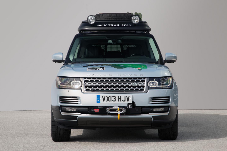 The Range Rover and Range Rover Sport go hybrid
