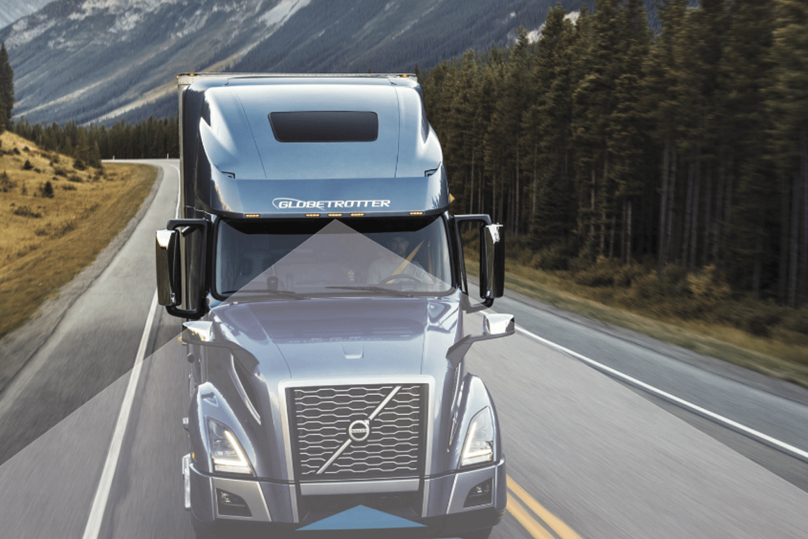 Volvo sets Guinness World Record at VNL heavy truck launch