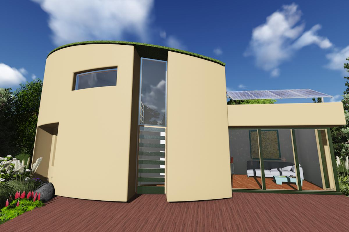 Green Built hopes to fund the development of its first tiny house prototype with a Kickstarter campaign