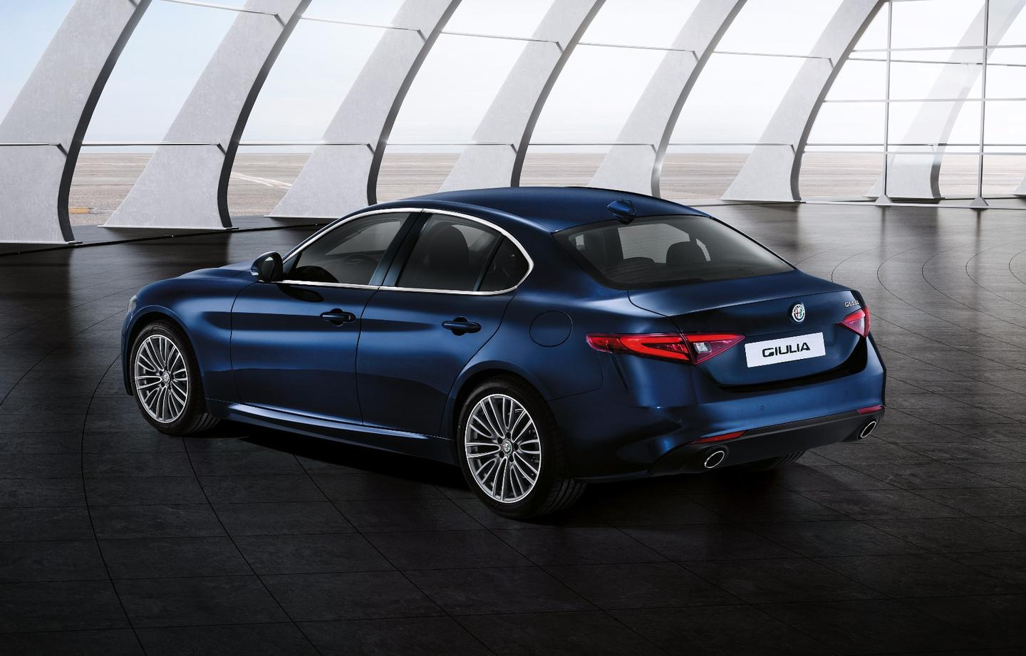 The Alfa Romeo Giulia is pitched into battle with some serious competition
