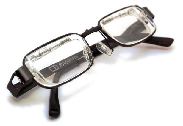 With the adjustment tool removed, the Eyejusters adjustable glasses offer an affordable option for people in developing nations