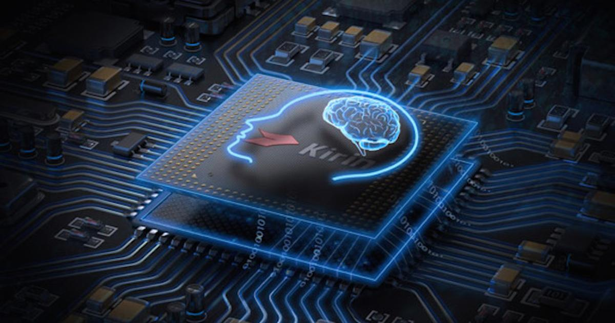 AI and the cloud crunch the numbers for Huawei's new mobile chip