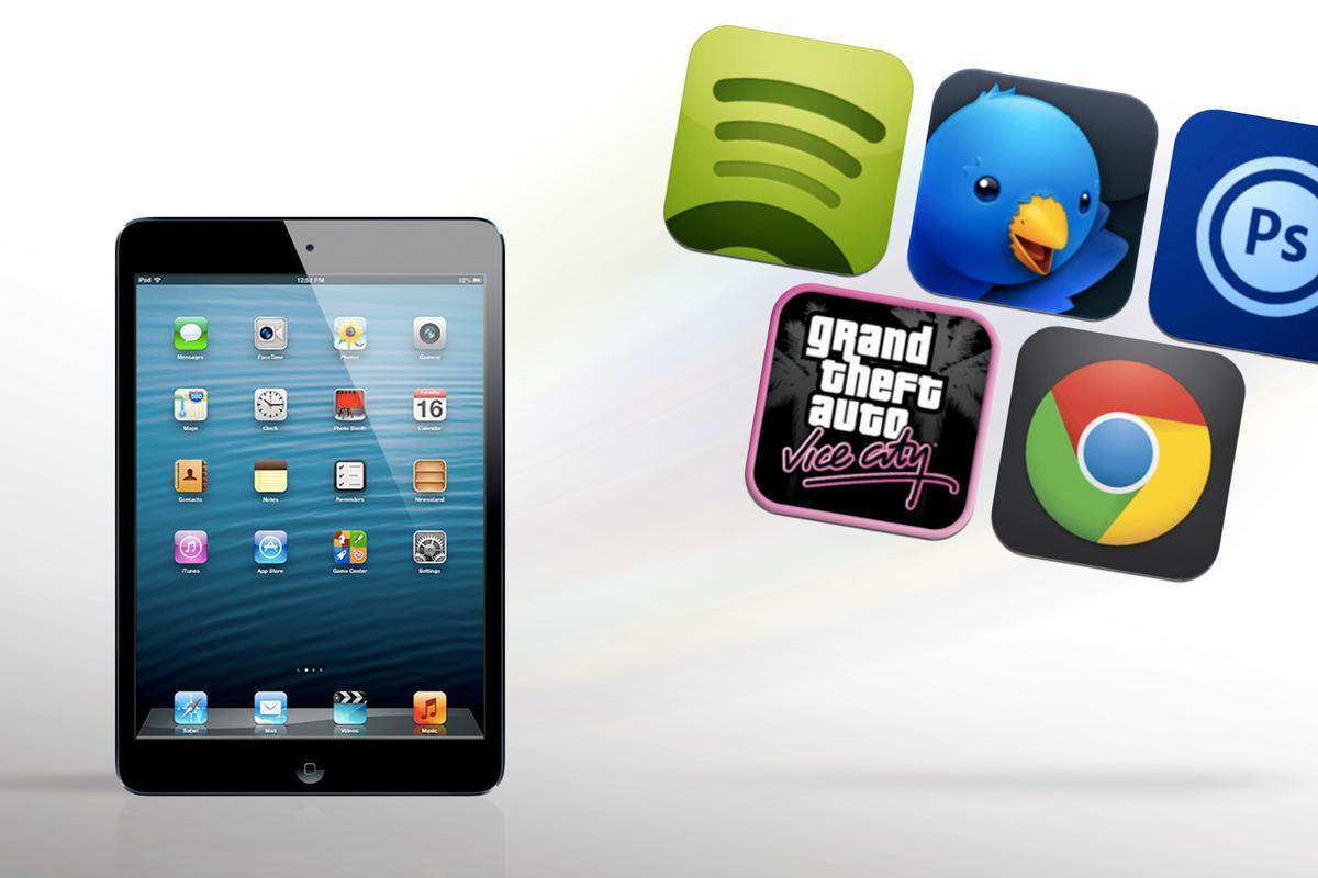 We break down the best iPad apps of 2012