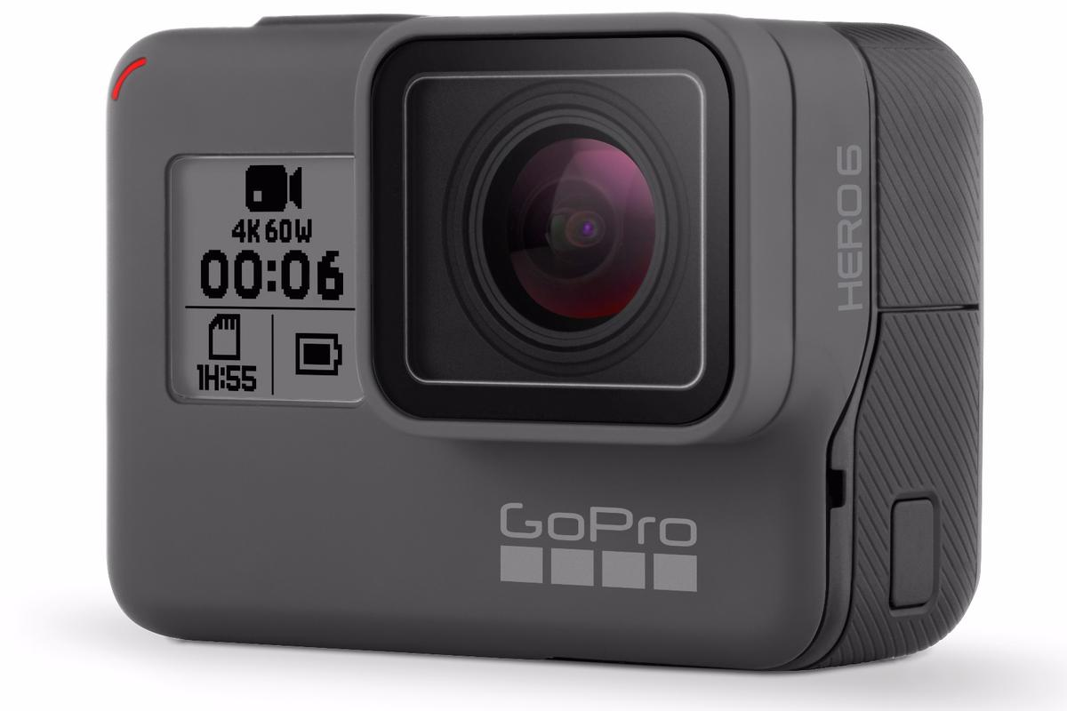 The Hero6 Black is available now