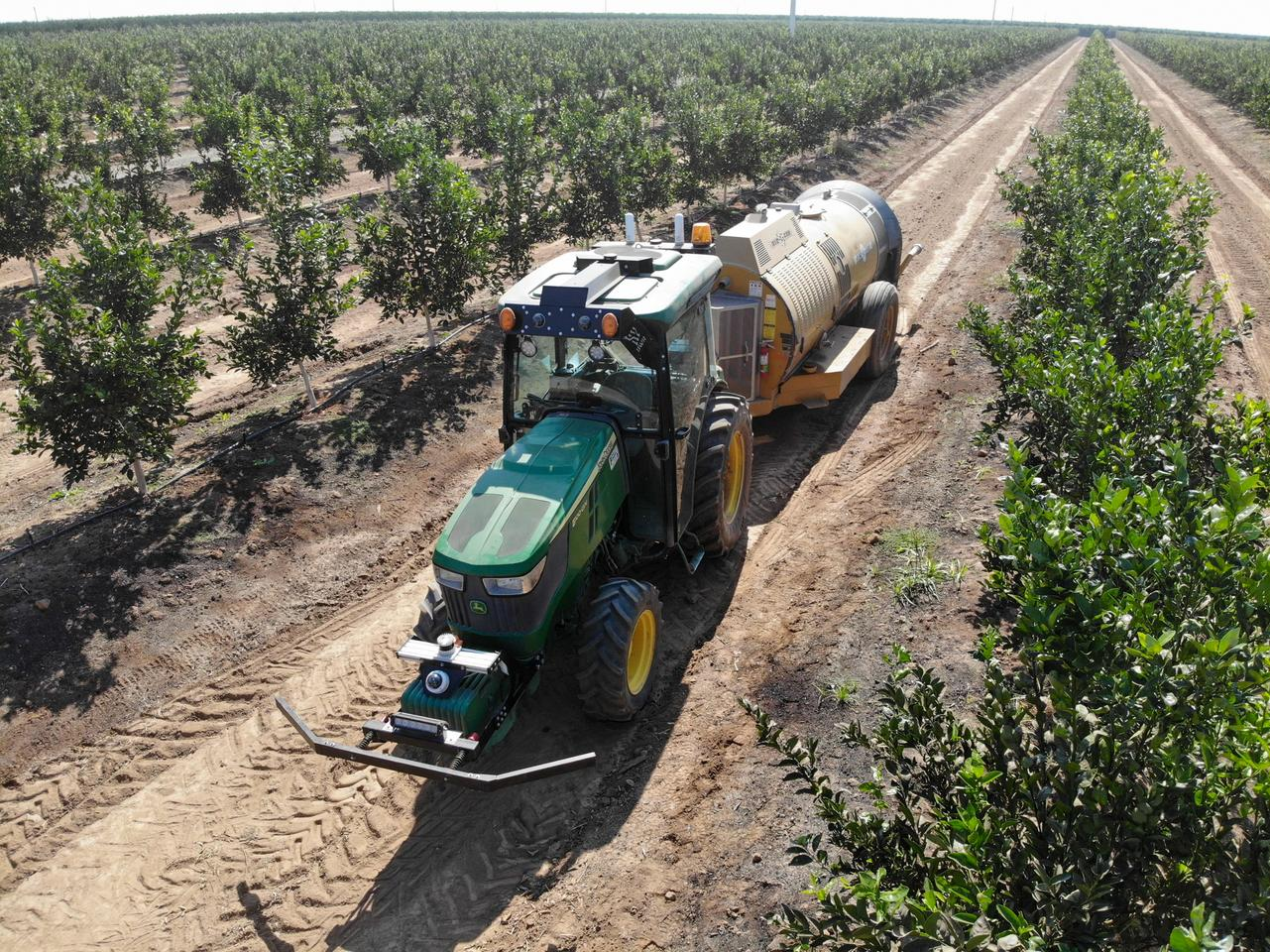 The kit is part of the company's larger Autonomous Farm system