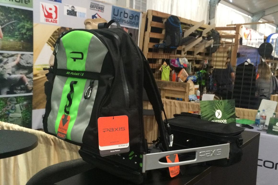 The Paxis Mt. Pickett 18 at Outdoor Retailer Summer Market 2015