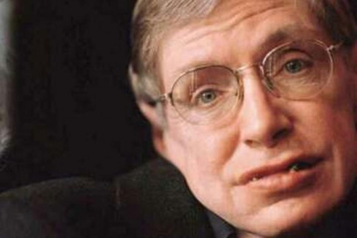 Stephen Hawking to send DNA into spacePhoto: hawking.org.uk/