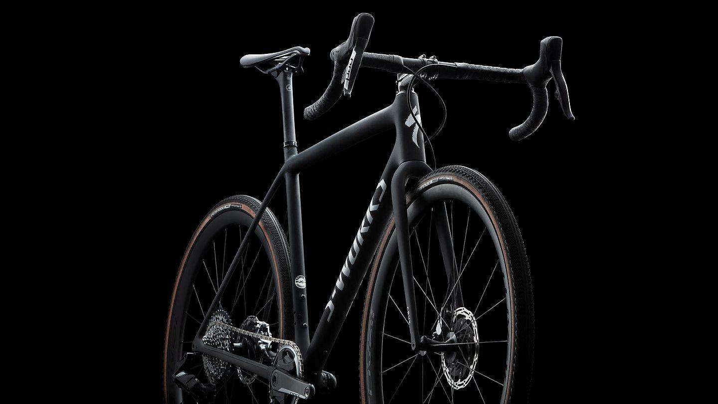 The top-of-the-line S-Works Crux is built with Specialized's premium 12r FACT carbon