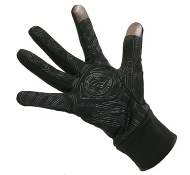 Etip gloves with X-Static tips (Photo: North Face)