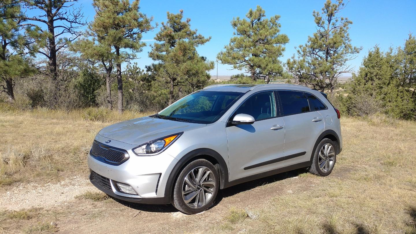 """The 2017 Kia Niro makes being a hybrid """"normal,""""as just another feature on its list of items to offer perspective buyers"""