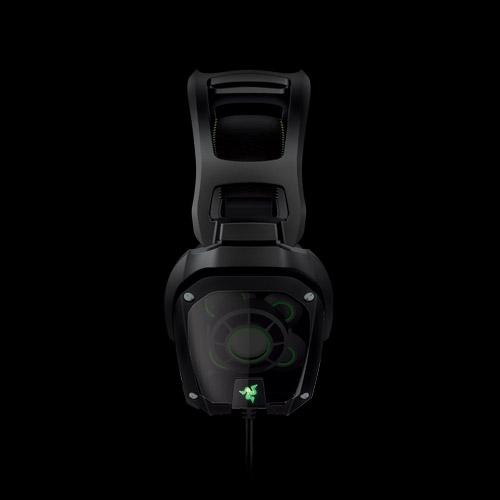 Razer has announced its Tiamat 7.1, incorporating what is claimed to be the world's first discrete 7.1 surround sound in a headset
