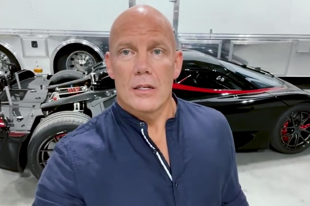 SSC Founder and CEO Jerod Shelby has agreed there are issues with his company's production car speed record, and vowed to run it again