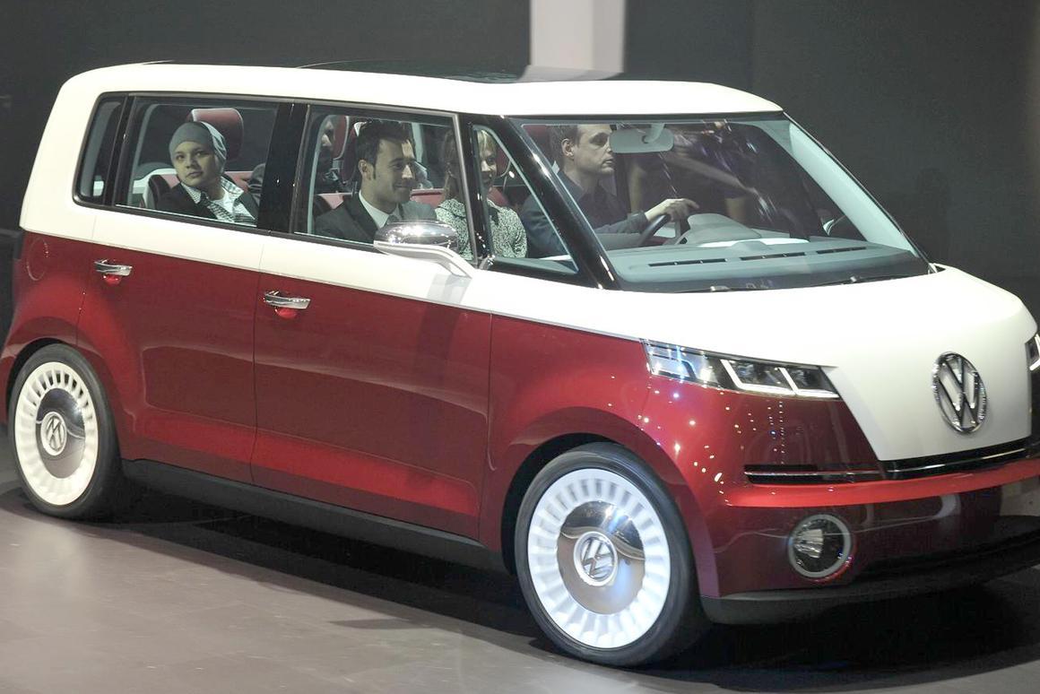 The Volkswagen Bulli Concept