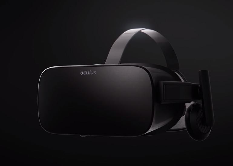 The finished consumer edition of the Oculus Rift