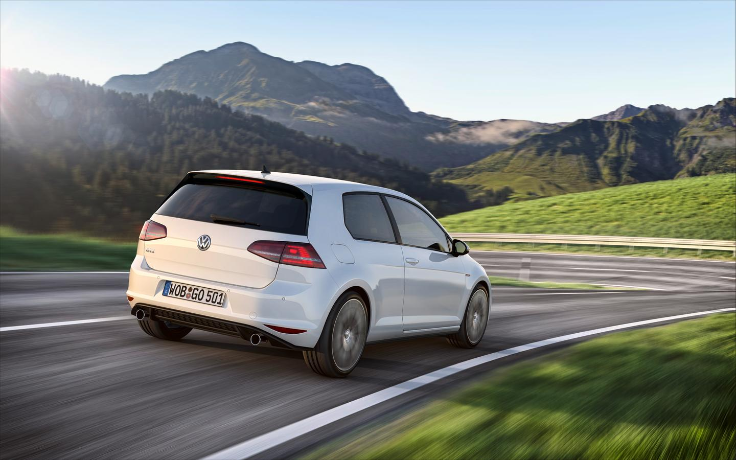 The Golf GTI comes in two versions