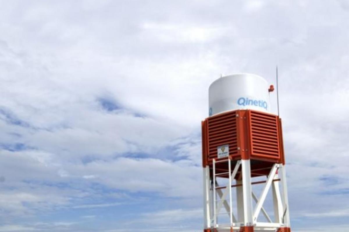 Qinetiq Tarsier tower