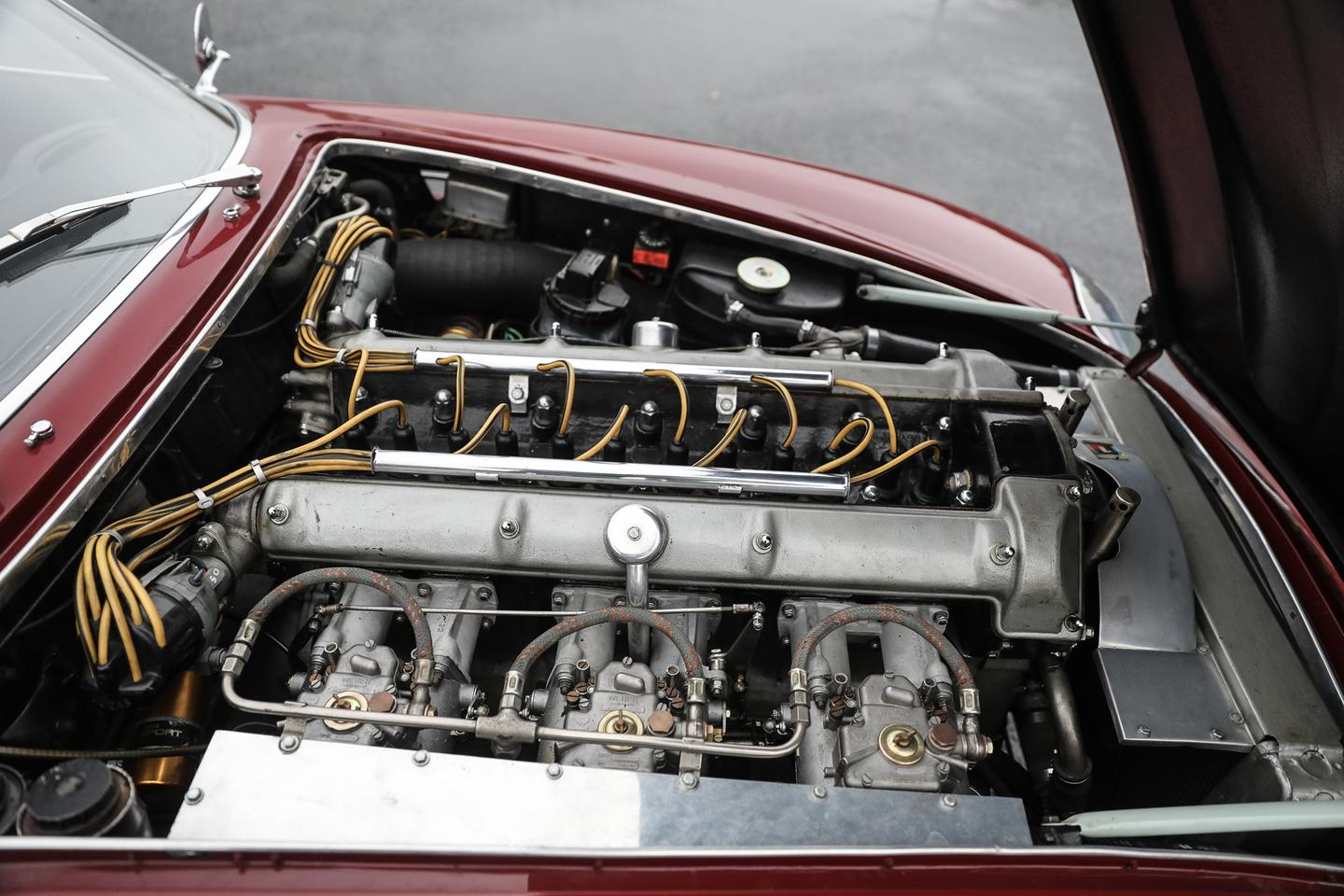 """One of just 19 Aston Martin DB4 GT Zagatos built, this 1961 model will go under the hammer at Gooding & Company's """"Passion of a Lifetime"""" auction at the Concours of Elegance at Hampton Court Palace on 5 September, 2020, with an official estimate of £7,000,000 to £9,000,000"""