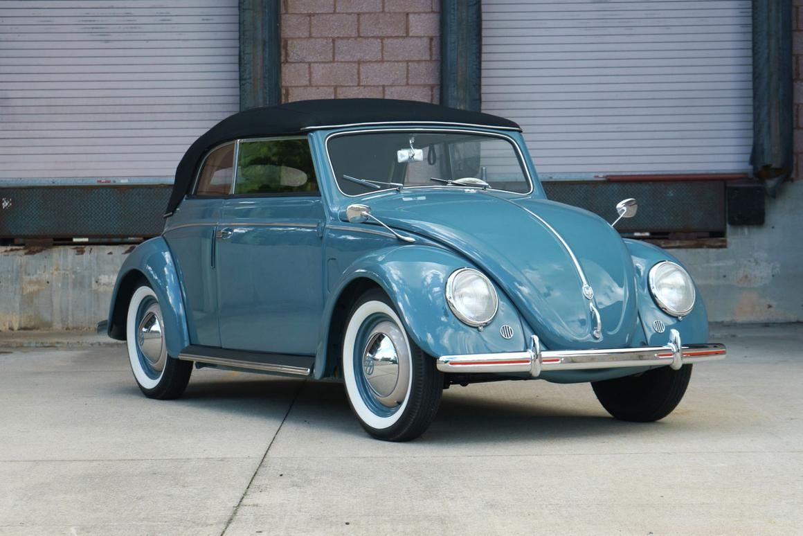The 50 most valuable Volkswagen Beetles ever sold