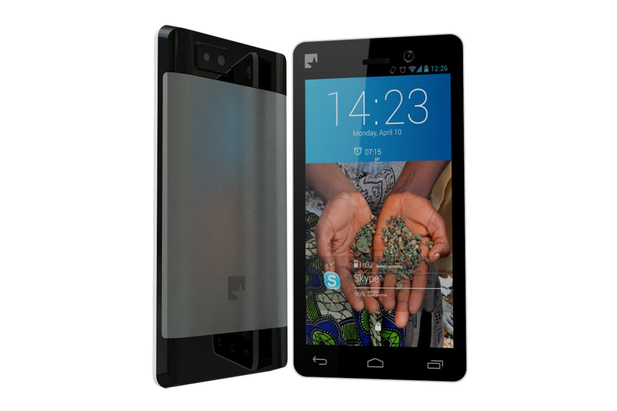 The Fairphone is a crowdfunded smartphone that puts social values first (Image: Fairphone)