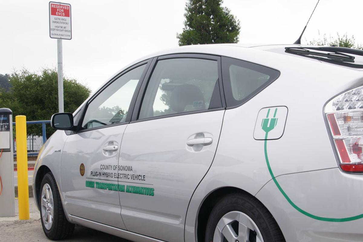 ChargePoint Network gets EV charging station reservations (Photo: Couomb Technologies)