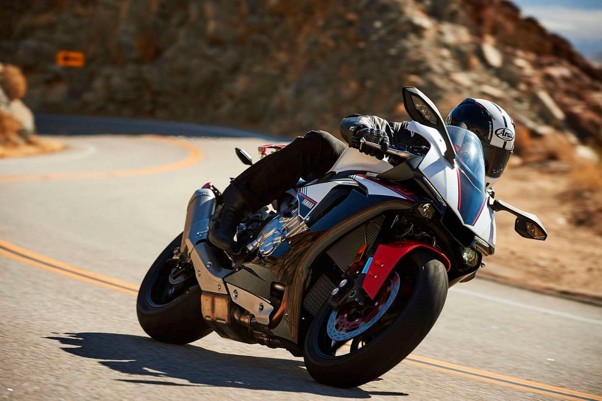 The Yamaha YZF-R1S is the weapon of choice for riders who want a sport bike primarily for canyon carving and commuting
